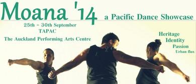 Moana, A Pacific Dance Showcase