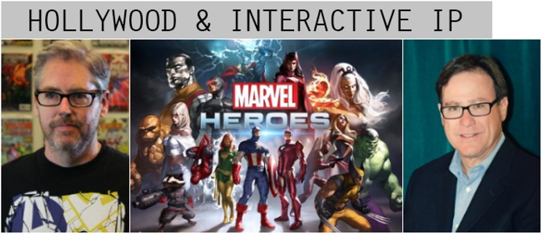 Hollywood and Interactive IP