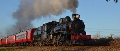 The Napier Escape Heritage Rail Excursion