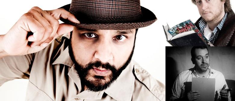 Crackup Comedy with Tarun Mohanbhai