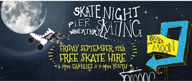 Skate Me to the Moon