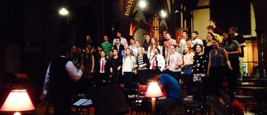 Christchurch Youth Choir Workshop with Karen Grylls