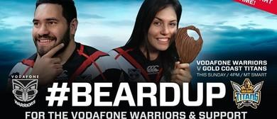 Vodafone Warriors Vs Gold Coast Titans