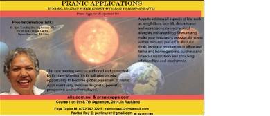 Pranic Applications