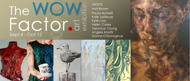 WOW Factor Art Exhibition