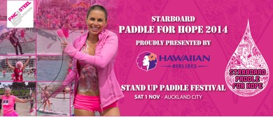 Starboard Paddle For Hope presented by Hawaiian Airlines