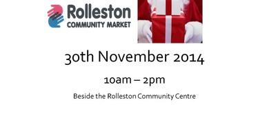 Rolleston Community Xmas Market