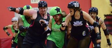 Dead End Derby Presents - Christchurch Vs Auckland