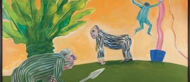 Hoof Versus Hand: The Art of Brian Campbell