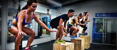 Sparta Elite Team Training