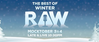 The Best of Winter Raw : A Late & Live Comedy Special