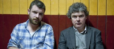 Mick Flannery and John Spillane