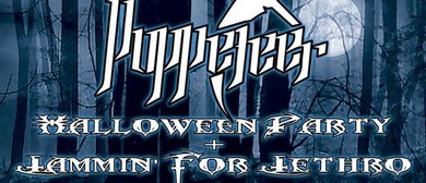 The Puppeteer Halloween Party and Jammin' for Jethro
