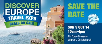 Discover Europe Travel Expo