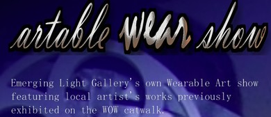 Artable Wear Exhibition, 12 September to 15 October