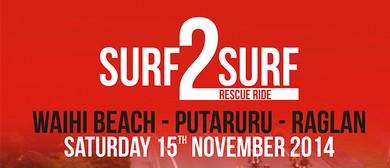 Surf 2 Surf Rescue Ride