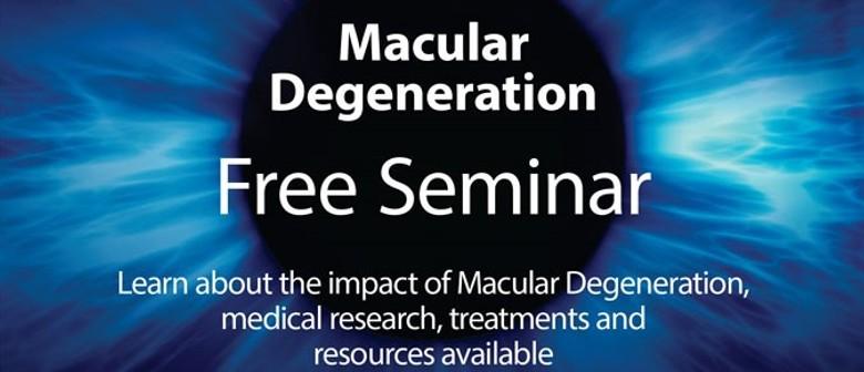 Seminar on Macular Degeneration