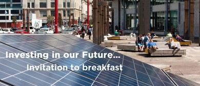 Investing in our Future – Invitation to breakfast