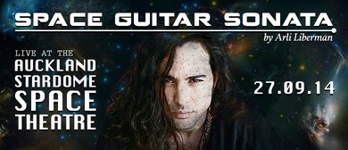 Arli Liberman's Space-Guitar-Sonata
