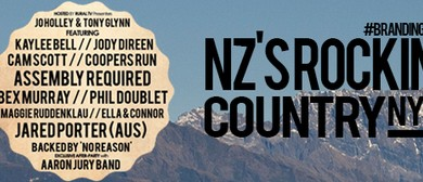 Rural TV presents The Branding New Years Eve Festival