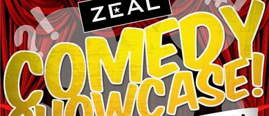 Zeal Clean Comedy Showcase!