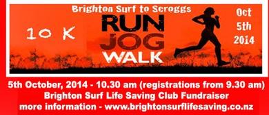 Brighton SLSC Surf to Scroggs Fun Run/Walk