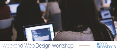 CodeSmashers - Intro to Web Design (Weekend Workshop)