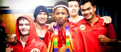 Siam No. 1 Thai Kick Boxing Competition
