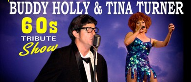 Buddy Holly and Tina Turner Tribute