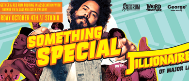 Something Special ft. Jillionaire
