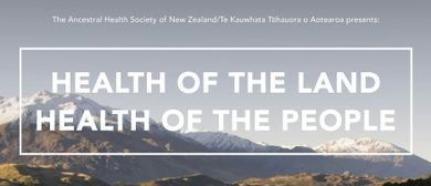 Health of the Land, Health of the People
