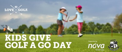 Kids Give Golf a Go Day