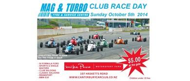 Canterbury Car Club, Club Race Day 2