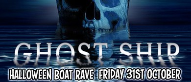 Ghost Ship Halloween Boat Rave
