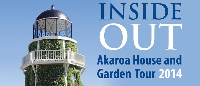 'Inside Out' Akaroa House & Garden Tour 2014