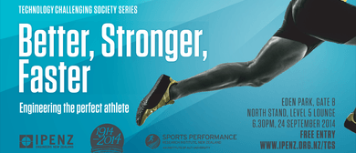 Better, Stronger, Faster - Engineering The Perfect Athlete