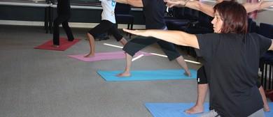 Yoga-nua Kids/Teen Yoga Class