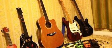 Learn to play Guitar - Beginners Course: 15 October