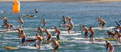 State Beach Series - Stand Up Paddle Events