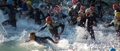 Sport Canterbury Swim Series