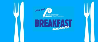 Blue September Breakfast Fundraiser
