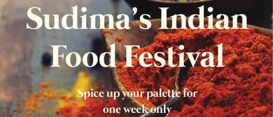 Sudima's Indian Food Festival