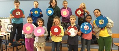 Contemporary Craft - Create Kids School Holiday Programme