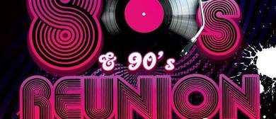 80's 90's Reunion Party