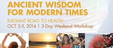 Radiant Road to Health - Introducing Naam Yoga