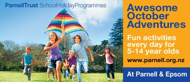 Japanese Day - Parnell Trust Holiday Programme