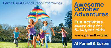 Crystal Mountain - Parnell Trust Holiday Programme
