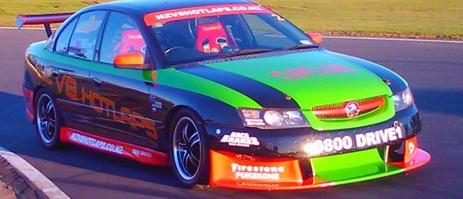 400kw Holden V8 Hot Laps