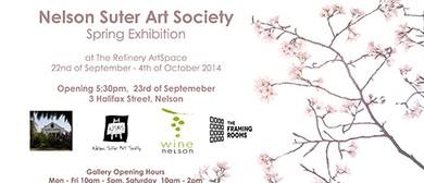 2014 Spring Exhibition