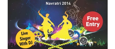 Dandiya Nite Garba Dance To Celebrate Navratri